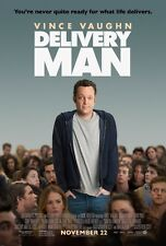THE DELIVERY MAN  ORIGINAL MOVIE POSTERS  27 X 40