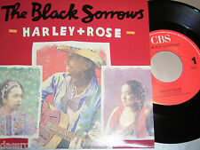 "7"" - The Black Sorrows / Harley & Rose + Rattle your cage - MINT 1990"