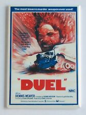 Duel FRIDGE MAGNET (2 x 3 inches) movie poster steven spielberg