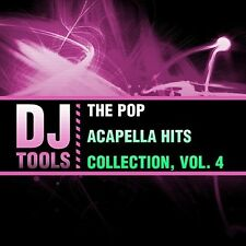 Dj Tools - Pop Acapella Hits Collection 4 [New CD] Manufactured On Demand