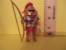 Playmobil SERIES 5 SAMURAI IN RED & GOLD new figure + original pkg PM #5460