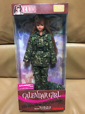 2002 Takara Jenny CALENDAR GIRL May ARMY KISARA
