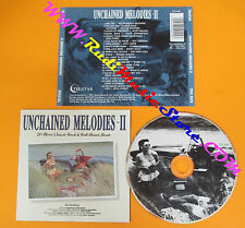 CD Compilation Unchained Melodies II ROY ORBISON NAT KING COLE no lp mc(C41)