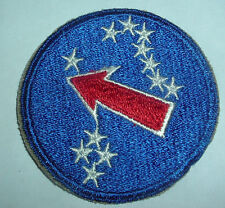 AMERICAN PATCHES-ORIGINAL WW2 PACIFIC OCEAN AREA THEATRE OF OPPERATIONS