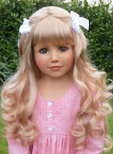 "Masterpiece Crystal, Blonde Wig, Fits Up to 22"" Head, Doll Not Included"
