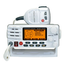 Standard Horizon Matrix Fixed Mount VHF/AIS & GPS - Class D DSC - White