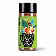 Clipper Latin American Decaf Instant 100g