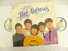 THE ANIMALS double lp SELF TITLED German rak N/M..... 33rpm