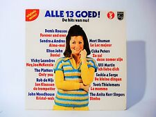 ALLE 13 GOED! DEEL 5 Vinyl LP record PHILIPS