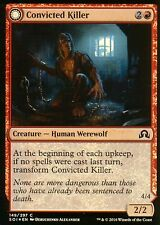 Convicted killer/Branded Howler FOIL | NM/M | Shadows over Innistrad | Magic