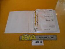 Betriebs-und Wartungarbeiten Arbeitsbühnen Ruthmann-Steiger Typ TB 180  Nr.21683