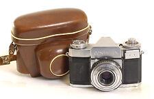 Zeiss Ikon Contaflex II + 45mm f2.8 Lente Tessar (7159)