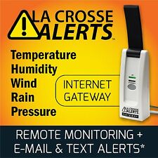 C84612 La Crosse Technology Weather Station Conversion Kit to La Crosse Alerts™