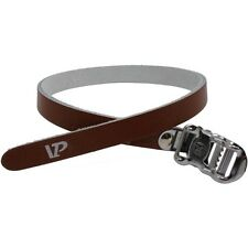 VP leather bicycle  toe straps