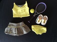 Genuine American Girl Doll Clothes Tennis Skirt Set / Outfit