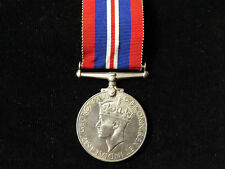 GB WWII Original War Medal Full-Size (with ribbon) cupro-nickel