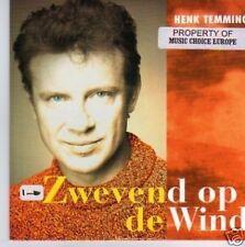 (845N) Henk Temming, Zwevend Op De Wind - 1996 CD