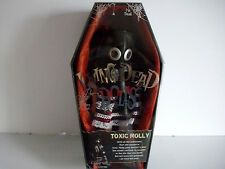 LIVING DEAD DOLLS SERIES 9 TOXIC MOLLY Mezco LDD open but in excellent condition