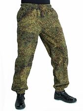 Russian camouflage Tactical Pants digital flora camo Spetsnaz Tactical trousers