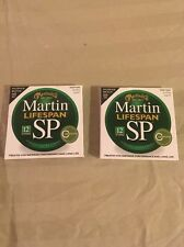 Martin SP 7600 12 String Extra Light Lifespan Phosphor Bronze Acoustic Guitar