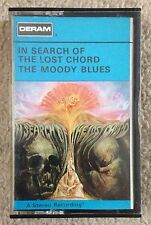 """ULTRA RARE """"IN SEARCH OF THE LOST CHORD"""" The Moody Blues ORIGINAL 1968 Cassette"""
