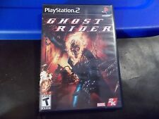Ghost Rider PlayStation 2 PS2 GAME COMPLETE TESTED WORKS
