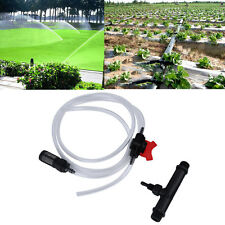 20mm Venturi +Irrigation Water Tube with Flow Control Switch & Filter Kit PBW