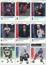 FORSBERG COLORADO AVALANCHE 2002-03 UD PIECE OF HISTORY AWARDS COLLECTION #AC8