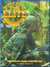 THE ELITE Collector's MAGAZINE Issue 9 US NAVY Seals