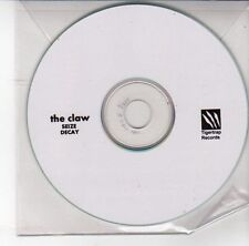(DS974) The Claw, Seize / Decay - DJ CD