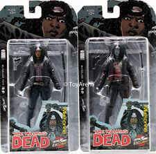 SDCC2015 Skybound Exclusive The Walking Dead Michonne Color & Black/White Bloody