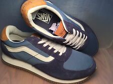VANS New Runner 2 Tone Canvas/Suede Vault Size USA 9 UK 8.5 EUR 42