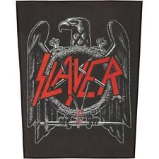 Slayer Men's Back Patch Black