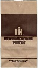 International Harvester IH 10 Vintage Dealer Paper Bags Parts Sales