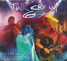 2 CD ♫ Compact disc **PINK CREAM 69 • LIVE IN KARLSRUHE** nuovo sigillato