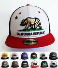 New Era 5950 - California Republic - Official Fitted Hat