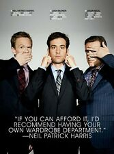 POSTER HOW I MET YOUR MOTHER ALLA FINE ARRIVA MAMMA BARNEY NEIL PATRICK HARRIS 6