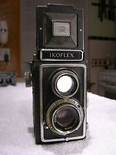 Vintage IKOFLEX   Zeiss Ikon   Camera  Parts or  Restoration