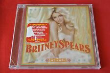 Circus by Britney Spears (CD, Dec-2008, Jive) Import Canada CD NEW SEALED