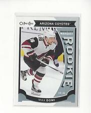 2015-16 O-Pee-Chee Update #U35 Max Domi Rookie Coyotes