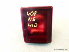 Rear Tailgate Light-Ns-9646507480-07 Peugeot 407 SW 2.0 hdi 16 estate ref.450