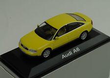 Audi A5 C5 1998 - 2001 gelb 1:43 Minichamps