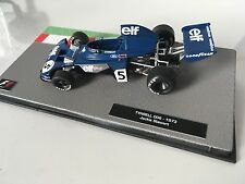 F1 formula 1 Car Collection Jackie Stewart Tyrrell 006 Issue #11+ Magazine