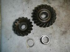 ENGINE BEVEL GEAR SET 1989 89 KAWASAKI BAYOU 300 4x4 KLF300 KLF