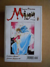 VAMPIRE PRINCESS MIYU n°1 edizione Play Press Manga  [G371D]