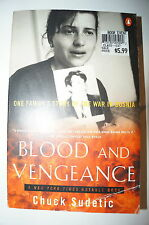 Bosnian Blood and Vengeance Familys Story of the War in Bosnia Reference Book