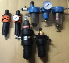 Lot Of Regulator Speedaire 3JV10 & Other, Combination Unit Line Filter, See Pic