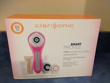 Clarisonic Smart Profile Limited Edition Pink 4 speed Sonic Cleansing system