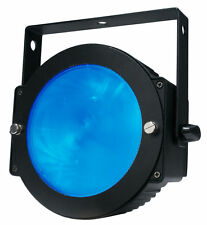 New American DJ Dotz Par 36 Watt COB  (Chip On Board) Tri LED RGB LED Par ADJ