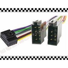 C18 cavo adattatore ISO per autoradio CLARION / VDO - 16 pin connettore